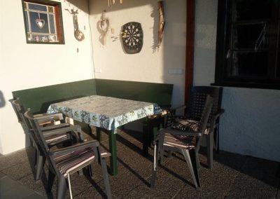 Ferienhof Bock in Amtzell | Terrasse